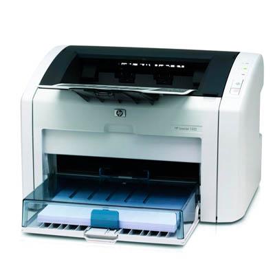 เครื่องปริ้น HP LaserJet 1022