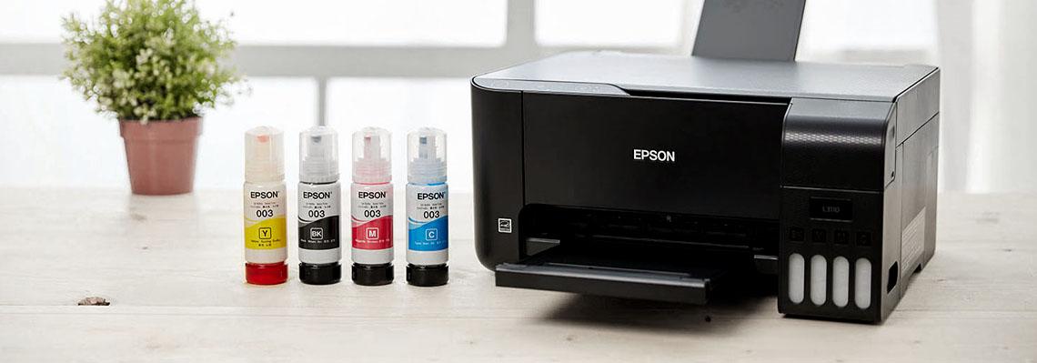 เครื่องปริ้น Epson L3110 Printer banner