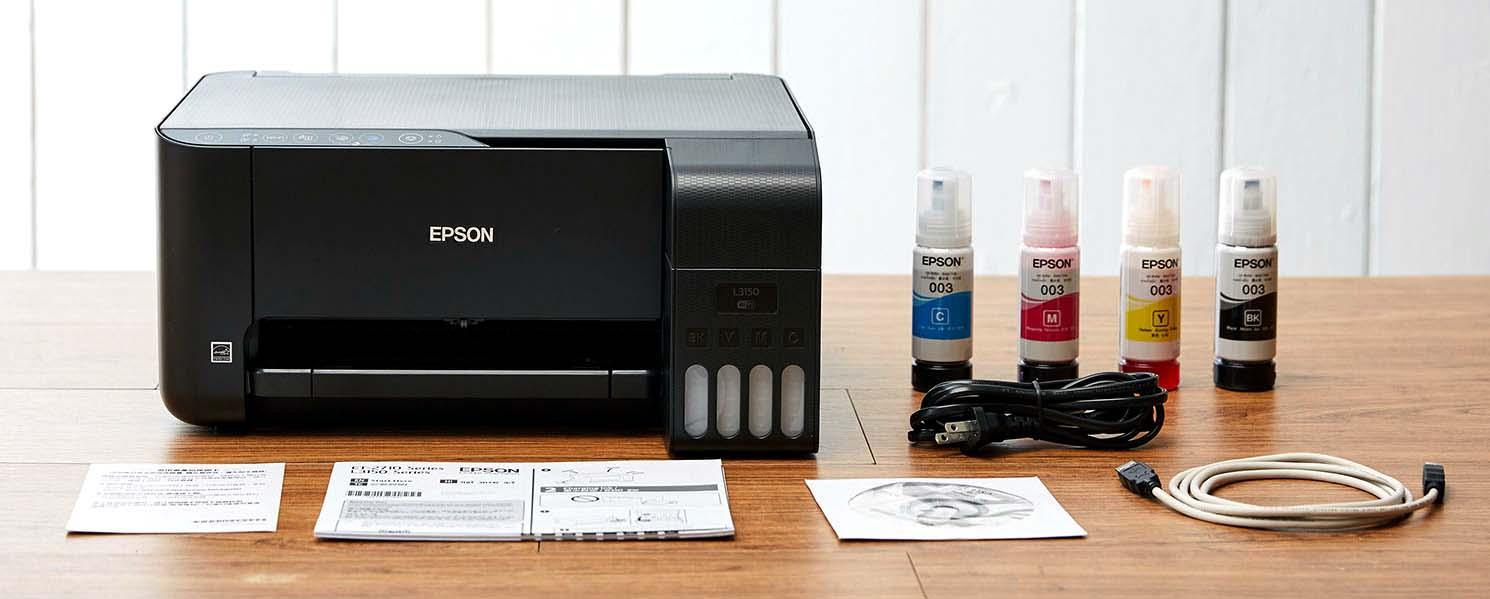 เครื่องพิมพ์ Epson Printer L3150 Banner