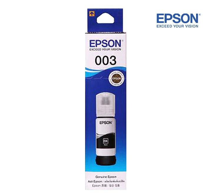 Epson 003 Ink Bottle T00V100 Black