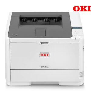 เครื่องปริ้น Printer Oki B412DN