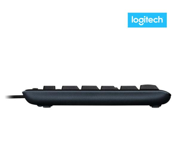 คีย์บอร์ด logitech k200 media keyboard
