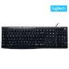 คีย์บอร์ด logitech keyboard k200