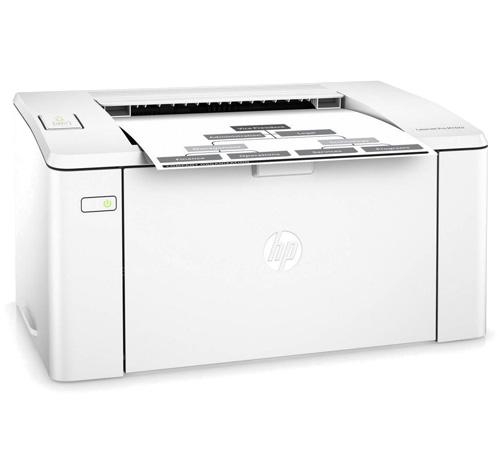 เครื่องปริ้น HP LaserJet Pro M102a