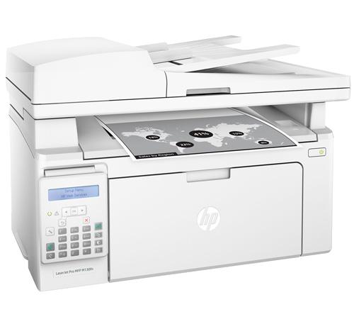 เครื่องปริ้น HP LaserJet Pro MFP M130fn