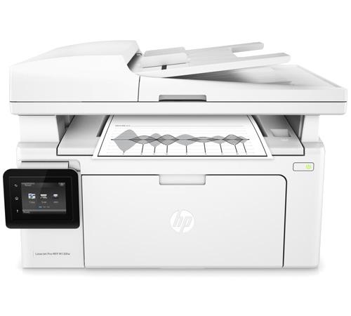 เครื่องปริ้น HP LaserJet Pro MFP M130fw