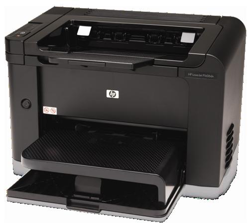 เครื่องปริ้น HP LaserJet Pro P1606dn
