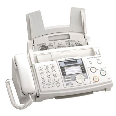 เครื่องแฟกซ์ Panasonic KX-FM386
