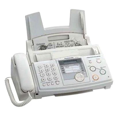 เครื่องแฟกซ์ Panasonic KX-FP362