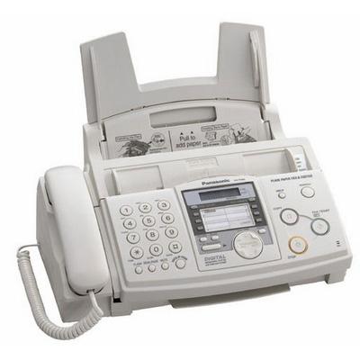 เครื่องแฟกซ์ Panasonic KX-FP363