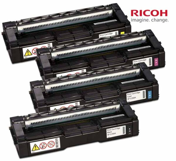 ตลับหมึกแท้ Ricoh C250s