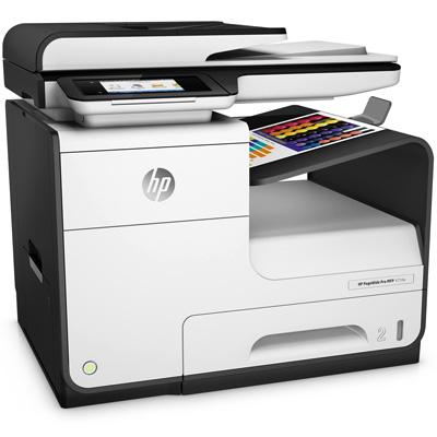 เครื่องปริ้น HP PageWide Pro 477dw Multifunction
