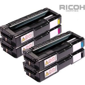 Ricoh SP C250Sf CMYK