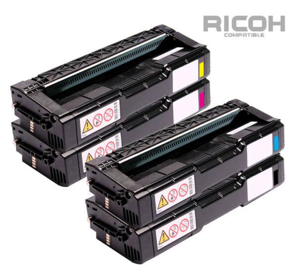 Ricoh SP C250Sf CMYK