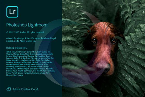 Banner Lightroom CC