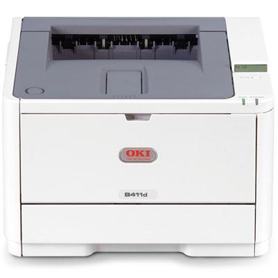 เครื่องปริ้นเตอร์ OKI B411D Mono Laser Printer
