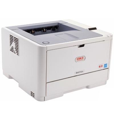 เครื่องปริ้นเตอร์เลเซอร์ OKI B411Dn Mono Laser Printer