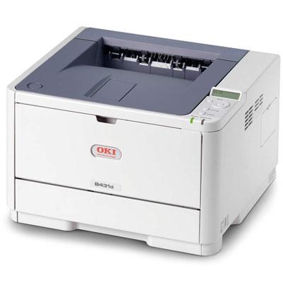 เครื่องพิมพ์เลเซอร์ OKI B431D Mono Laser Printer