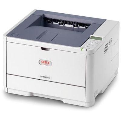 เครื่องเลเซอร์ปริ้น OKI B431Dn Mono Laser Printer