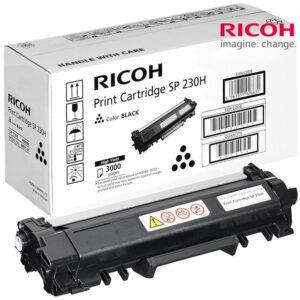 หมึกแท้ Ricoh SP230H ใช้ของแท้ปลอดภัยต่อเครื่อง มีรับประกันศูนย์