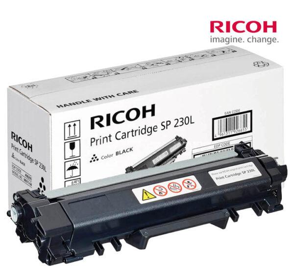 ตลับหมึกแท้ Ricoh SP230L คุณภาพสูง รับประกันศูนย์