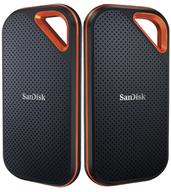 SanDisk Extreme Portable SSD E80