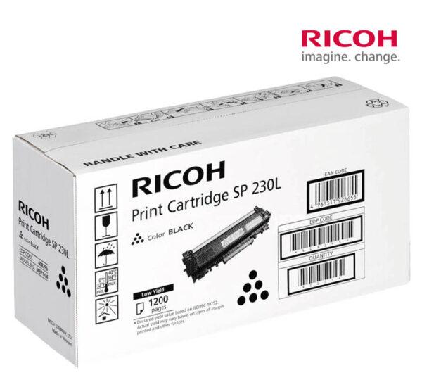 หมึกแท้ Ricoh SP 230L คุณภาพสูง รับประกันศูนย์