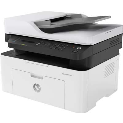 เครื่องปริ้นเตอร์ HP LaserJet Pro MFP 137fnw
