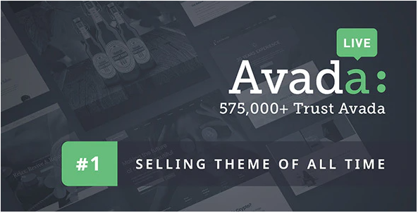 ซื้อ theme wordpress Avada Website Builder For WordPress WooCommerce by ThemeFusion