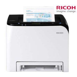 เครื่องปริ้น Printer Ricoh Aficio SP C261DNw เลเซอร์มัลติฟังก์ชั่น