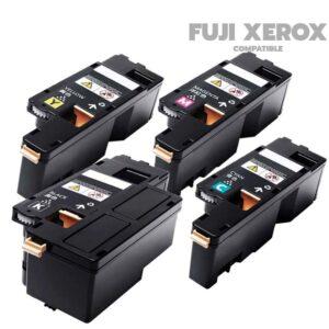 หมึก Fuji Xerox CT 202264 4 สีแถมฟรี 1 ตลับ คุณภาพดี ถูกมาก