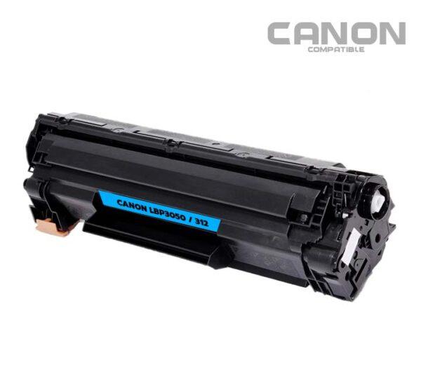 ตลับหมึก canon lbp3050 รุ่น 312 คุณภาพสูง ราคาไม่แพง