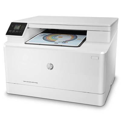 เครื่องปริ้นเลเซอร์ HP Color LaserJet Pro MFP M180n (T6B70A)