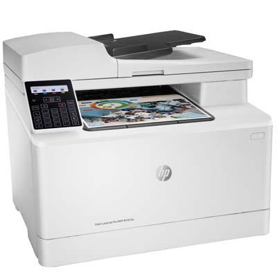 เครื่องพิมพ์ HP Color LaserJet Pro MFP M181fw (T6B71A)
