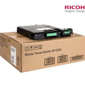 ตลับเก็บหมึกเสีย Ricoh 406043 Waste Toner Bottle Type 220 Original ของแท้ 100% ราคาไม่แพง