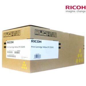 ตลับหมึก Ricoh 407723 Toner รุ่น C252HS Original ของแท้ 100% คุณภาพดี