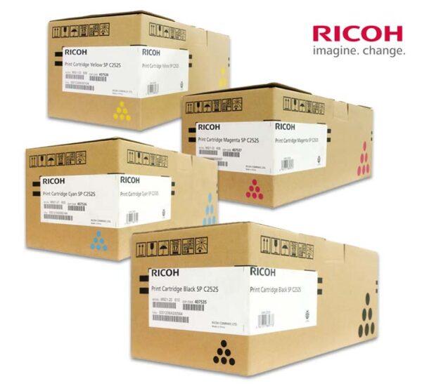 ตลับหมึก Ricoh SP 252 Toner Original ของแท้ 100% คุณภาพดี