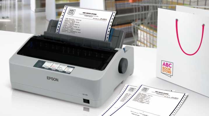 Banner epson lq 310 dot matrix printer