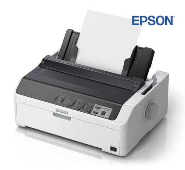 เครื่องพิมพ์ดอทเมตริกซ์ Epson LQ590II Dot Matrix Printer 24pin