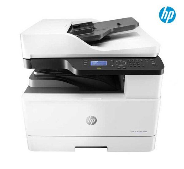 เครื่องปริ้นเตอร์ A3 HP LaserJet MFP M436NDa printer พิมพ์เร็ว หมึกพิมพ์ถูกมาก รุ่นใหม่ล่าสุด
