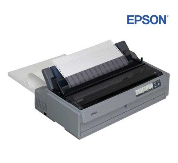เครื่องพิมพ์ดอทเมตริกซ์ lq 2190 printer 24pin