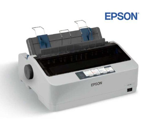 เครื่องพิมพ์ดอทเมตริกซ์ printer dot matrix lq 310 24pin