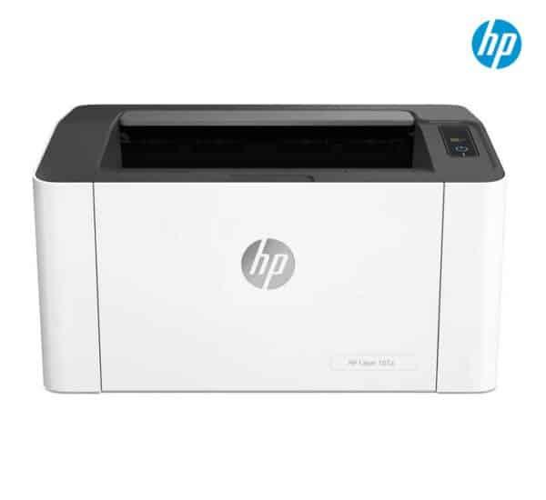 เครื่องปริ้นเตอร์ HP Laser 107A Printer / 4zb77a พิมพ์เร็ว หมึกพิมพ์ถูกมาก รุ่นใหม่ล่าสุด