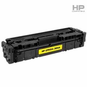 ตลับหมึก HP CF512A รุ่น 204A จัดโปรถูกมาก