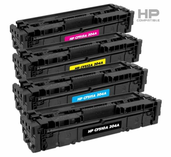 ตลับหมึก HP Color LaserJet Pro M154Nw รุ่น 204A จัดโปรถูกมาก