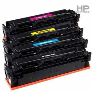 ตลับหมึก HP Color LaserJet Pro MFP M180n รุ่น 204A จัดโปรถูกมาก