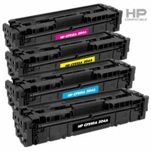 ตลับหมึก HP Color LaserJet Pro MFP M181Fw รุ่น 204A จัดโปรถูกมาก