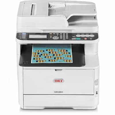 เครื่องพิมพ์ OKI C363DNw